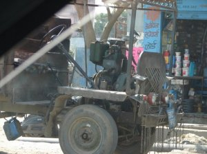<b>An Water pump- the Jugaad engine</b>